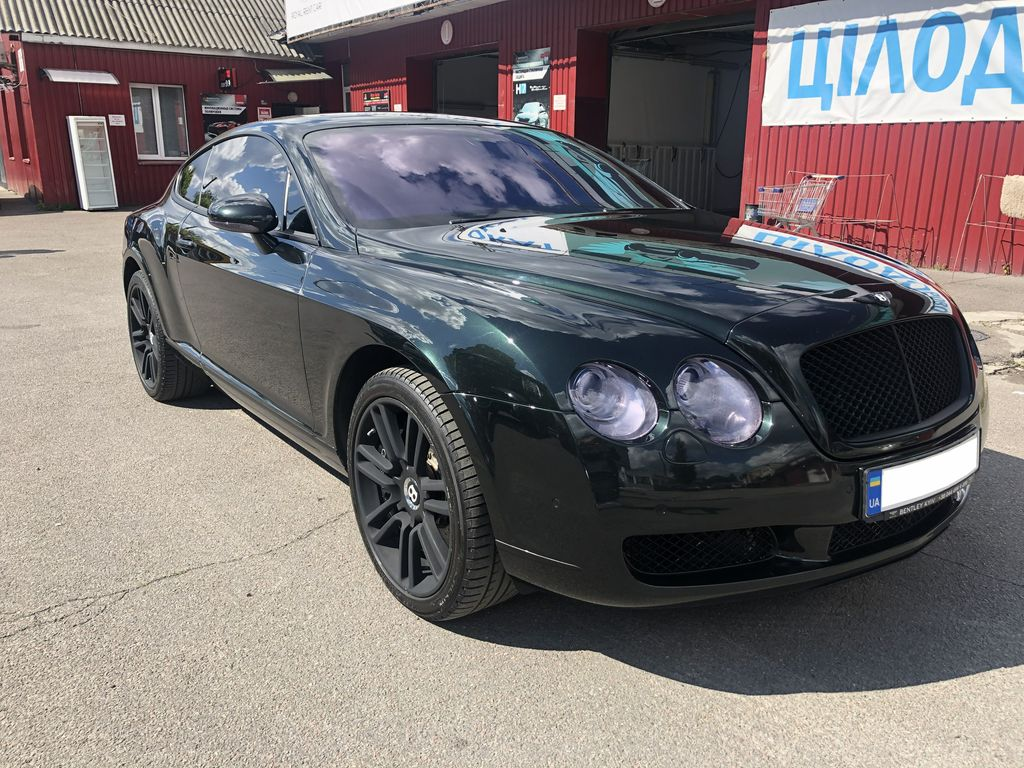 Аренда Bentley Continental GT
